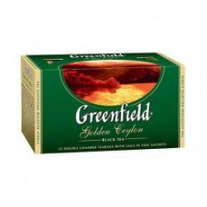 "Чай Greenfield ""GoldenCeyl""цейл.чер.байх.в пак.2*25"
