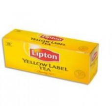 "Чай Липтон черн.байх.в пак.""LiptonYell L. (2г*25*24)"
