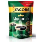 Кофе Jacobs Monarch раств.сублим. 300г м/у