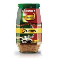 Кофе Jacobs Monarch раств.сублим. 95г 1х12