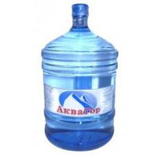 """Питьевая вода """"Аква Гор"""" 19 л."""